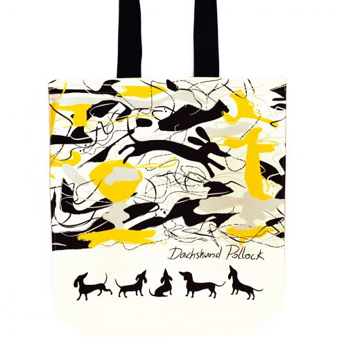Dachshund Shopping Bag